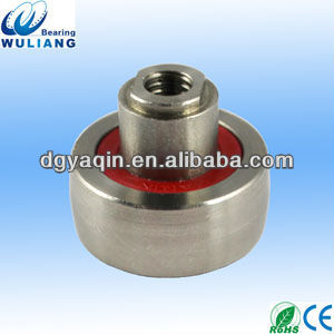Non-standard ball bearing special wheel