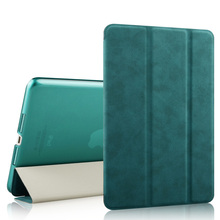Universal Smart 8-inch Ultra slim Deerskin Texture wateproof case for ipad mini123 case for ipad mini 2 case