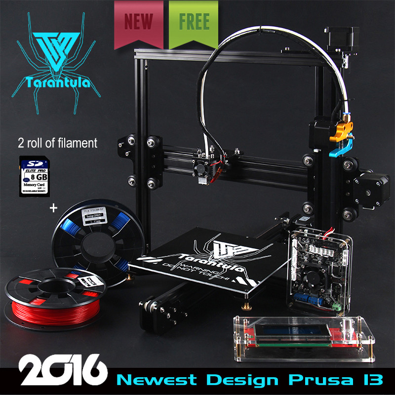 2016 Newest and Affordable Reprap Prusa I3 Printer 3D Printer China