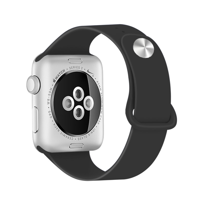 Sport Silicone Band For Apple Watch 42mm , for Apple Watch Rubber Strap