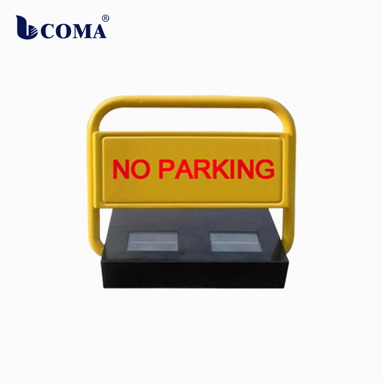 COMA leading company Battery & Solar Powered Automatic Parking Lock barrier