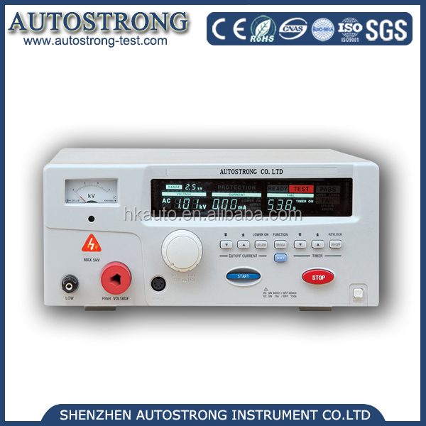 0-50KV AC-DC Insulation puncture tester