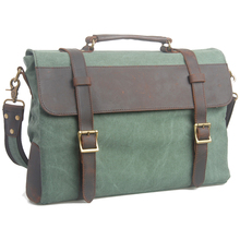 6870 Cool Vintage Briefcase for Pad and Laptop