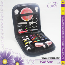 #CM-7248 Multifunction Mini Sewing Kit Needle Threader Travel Necessary Kit