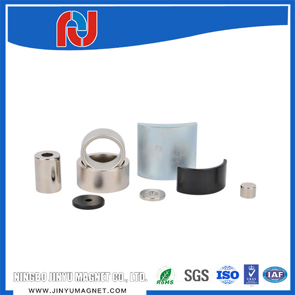 Permanent neodymium rare earth industry ndfeb magnet with different shape and size