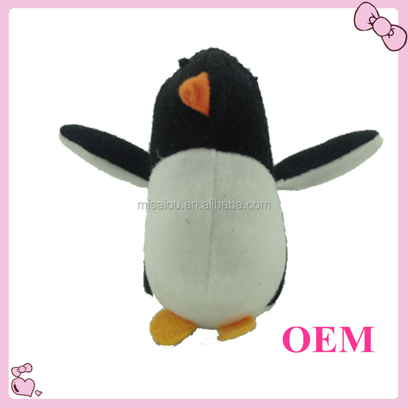Customized plush animal toys penguin toy
