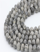 Fashion stone for jewelry making snowflake beads round stone beads wholesale