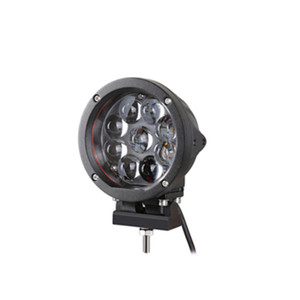 45W 4D Super Bright High Intensity Offroad Vehicles ATV SUV 4X4 Tractor Truck Heavy Duty Used Waterproof LED Driving Work Light