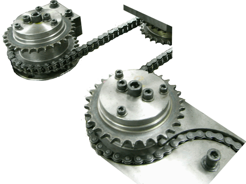 08B china manufactuer ISO 606 machine steel sprockets chain