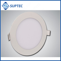 12W 3000K Cutout 150mm Recessed Round Slim LED Ceiling Light