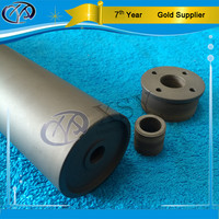 XSY Custom Cnc Machining Titanium Spacer / Sleeve / Hydraulic Cylinder with Nitriding Plating