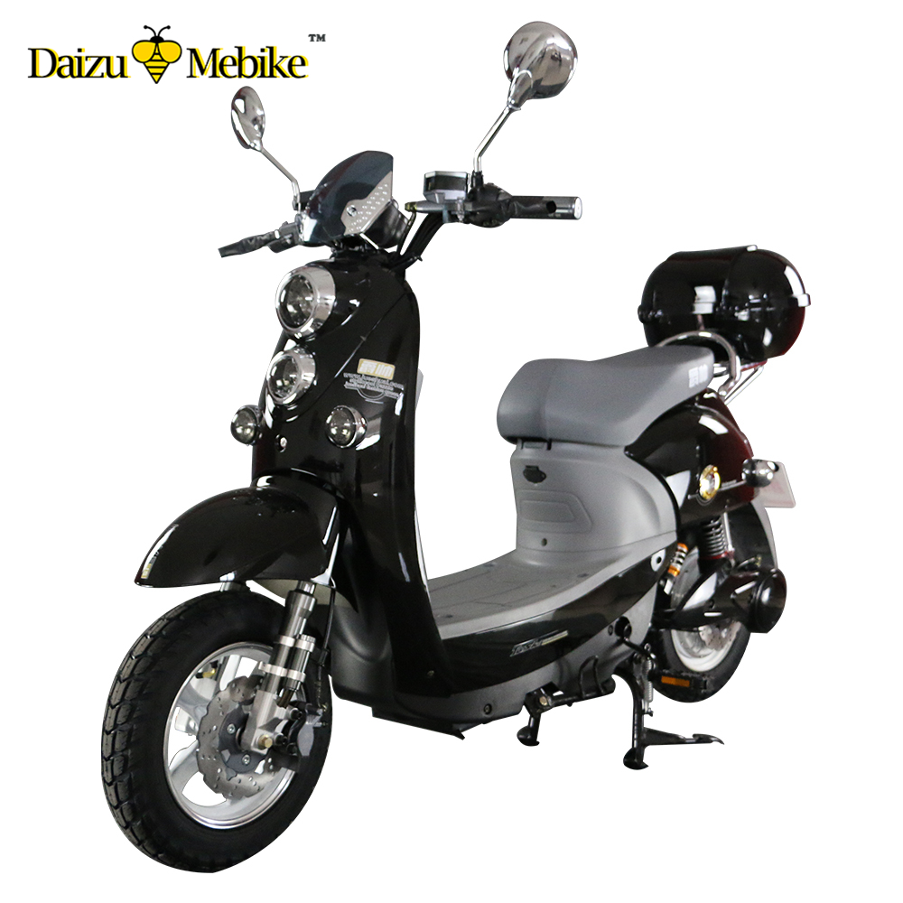 OEM lithium battery 2 wheel Vespa scooter 1000w motorcycles electric moped powerful Bosch motor Citycoco electric scooter