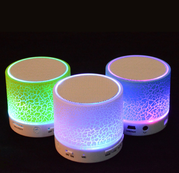 Colorful Light LED Quran Bluetooth Speaker System