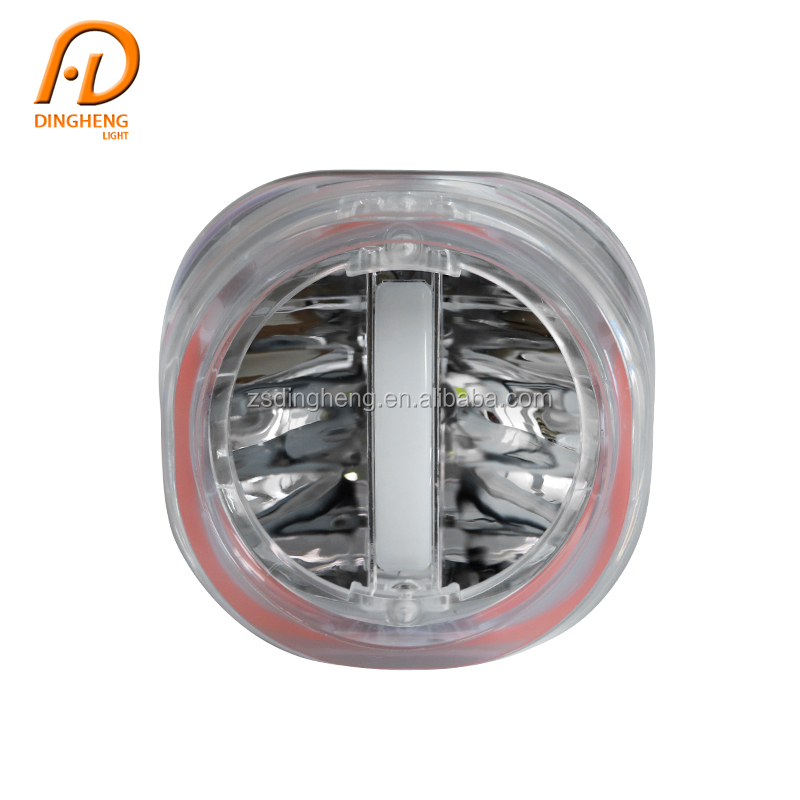 2017 Best Selling LED Lights Bajaj CT100 Motorcycle Round Headlight