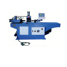 Multi functions pipe dished end flanging machine