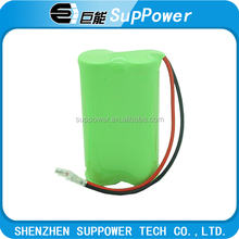 18670 8.4V 4000mAh NIMH battery competitive price high quality for LED light replacement