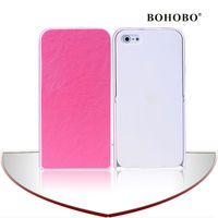 New design 360 degree rotating mobile phone case for iphone 5
