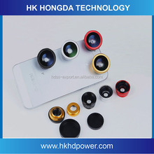 2016 Trending Products Universal Professional Hd Camera Lens Kit For iphone, Mobile Telephoto lens