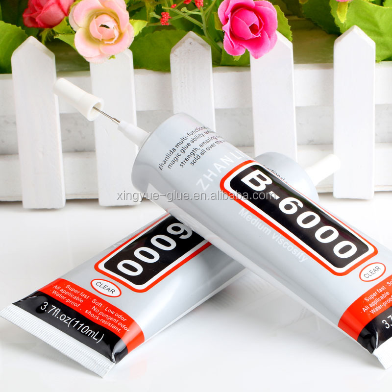 Jewelry Glue Strong Adhesive E6000 Or B6000 110ml Clear Glue For DIY