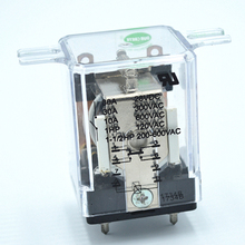 High Quality Over current Interface Relay General Purpose Blocking Relay with Diaphanous Cover