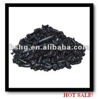 Henan Baoshun supplies high quality coal tar electrode pitch in large quantity
