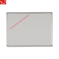 Aluminum frame magnetic ceramic whiteboard white board