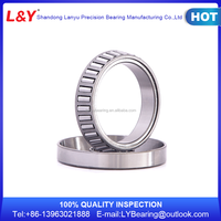 100% quality inspection tapered roller bearing 33005