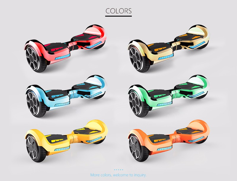 Hot sales 2wheel self balancing electric scooter, electric skateboard,Smart K3 scooter
