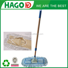 strong hydrophilic microfiber mop head for old fashioned dust mop