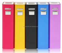 Fashion stick power bank with 18650 battery, for smartphones