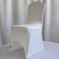 Banquet Spandex Chair Cover Hotel White