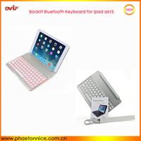 free shipping arabic laptop keyboard wireless backlight bluetooth keyboards for ipad 5 air