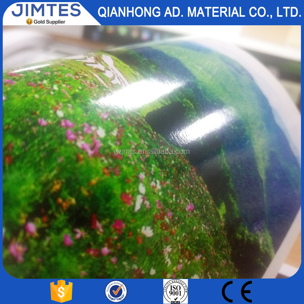 Adhesive back photo paper / inkjet photo rolls from Jimtes