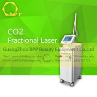 2016 High quality CO2 fractional laser medical beauty equipment