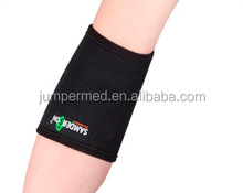 Best selling S,M,L sports tennis and golf adjustable/universal elbow sleeve and Elbow brace set/elbow wraps/elbow band