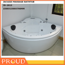 Jaccuzi bathtub acrylic bathtub 2 person hot tub