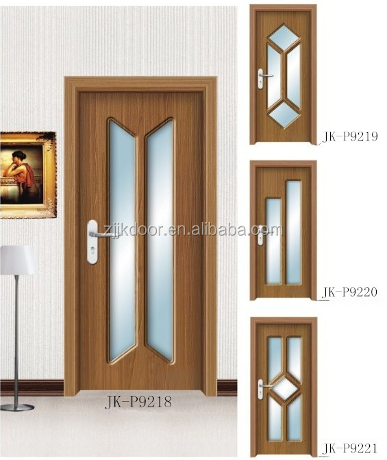 Jk p9233 laminated flush door plywood flush door flush - Plywood door designs photos ...