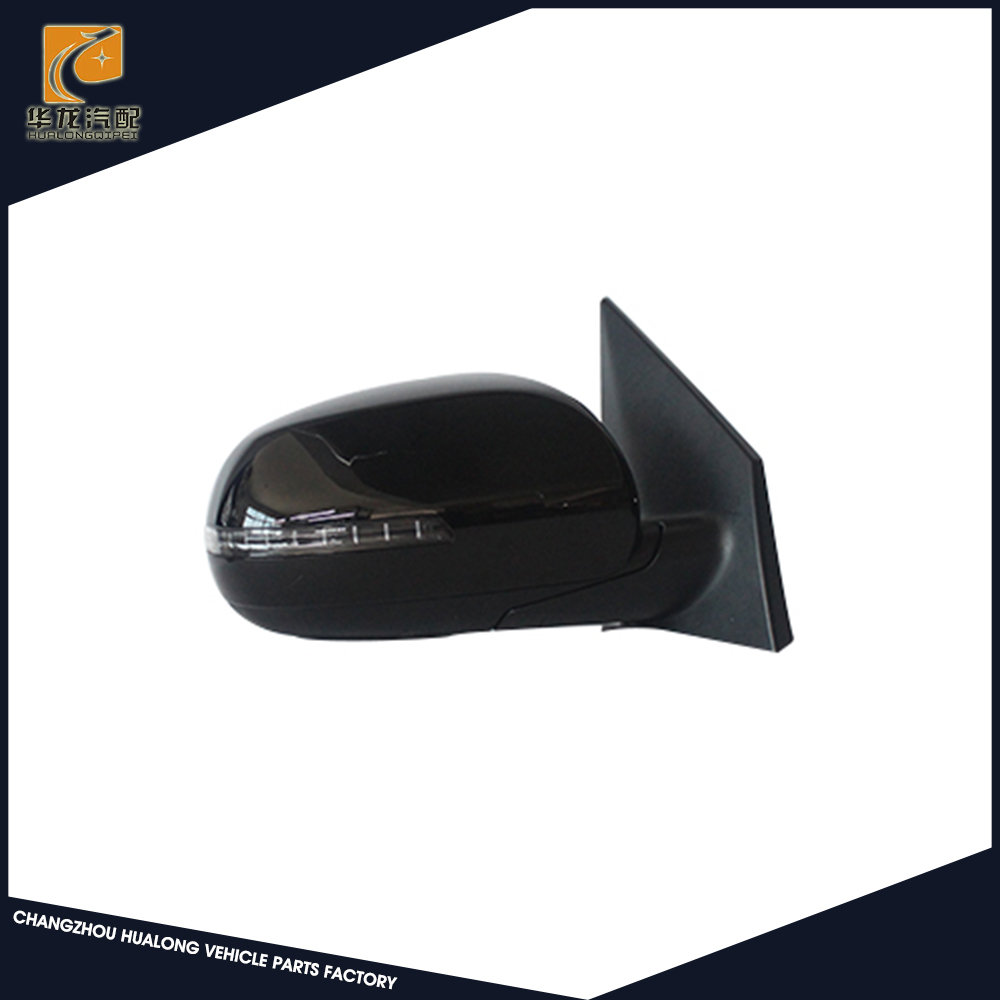 Auto Spare Parts for Side mirror Car mirror for 2011 RIO(Syria) Electric With Lamp Rearview mirror OEM 87610-1G808
