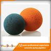 DN125 hard concrete pump pipe sponge cleaning ball