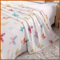Best Quality Polyester Adult Bed Sheet Set Blanket