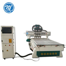 4 axis CNC router woodworking cutting machine /Cylindrical products processing CNC router 1325