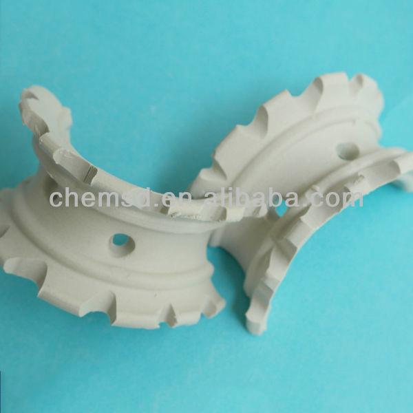 Ceramic Intalox Super Saddles