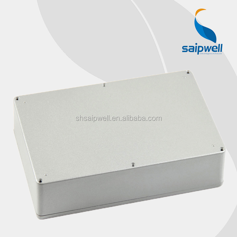 Saipwell High Quality Aluminium Led Box With CE Certification / IP66 Enclosure