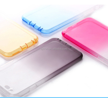 Latest Technology Soft Cellular Faceplates Transparent Ultra Thin Silicone Cover for Iphone 6s