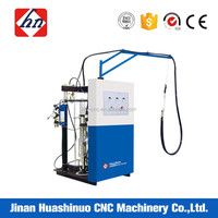Window Glass Making Machine ST02 Silicon Rubber Extruder Machine