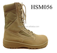 Belleville military/army style light weight steel toe tan breathable desert boots