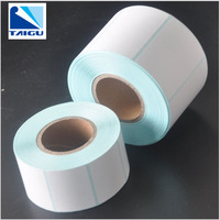 High quality self adhesive label paper roll