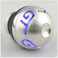 wholesale promotional products china Car AUTO MOMO Universality Manual Transmission GT led shift knob