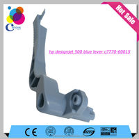 lowest price on line wholesale in china for compatible for hp designjet 500/800 blue lever fuser handle on line shop china