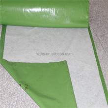 JHC Non woven felt fabric with PE coated (paint felt/paint mat)